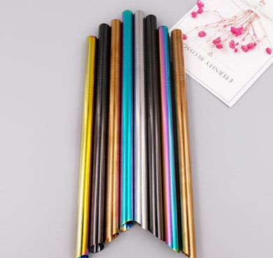 Bubble Tea Straws Stainless