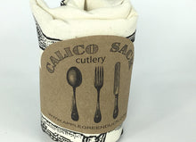 Shopping Bag - Calico Gourmet (42cmx38cm) - Here and There Makers