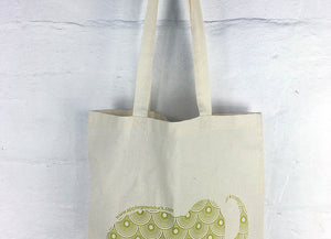 Shopping Bag - Calico Animal (42cmx38cm) - Here and There Makers