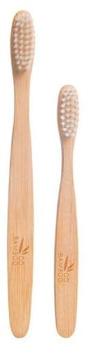 Go Bamboo Toothbrush - Child - Here and There Makers