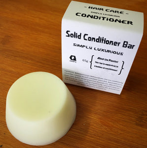 Conditioner Bar Simply Luxurious - Here and There Makers