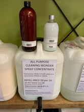 Wonder Spray All Purpose Concentrate