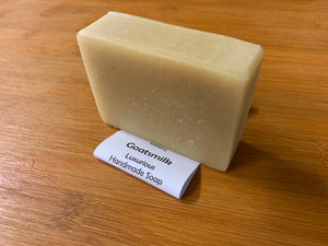 Robyn's Soap Block - Goat's Milk - Here and There Makers