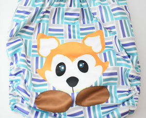 Nappy Cloth Animal Designs
