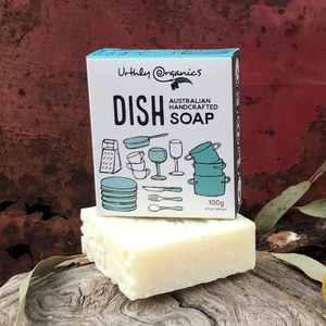 Dish Soap 100g - Here and There Makers