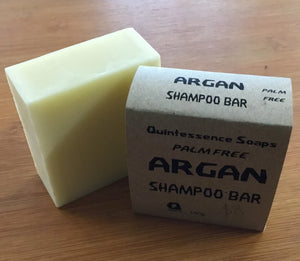 Shampoo Bar Argan Palm Free - Here and There Makers