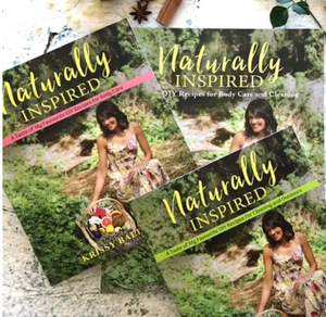 Naturally Inspired Taster Booklets