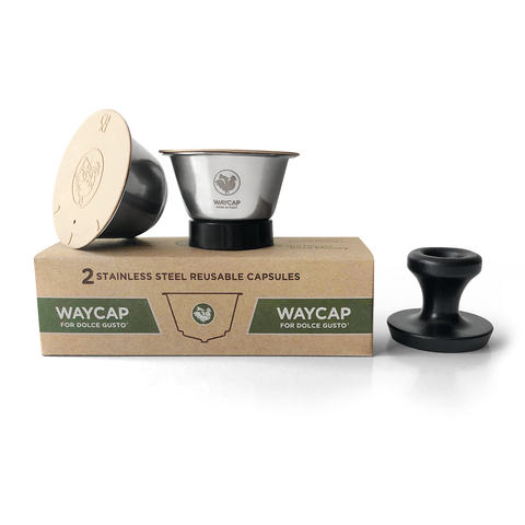 WAYCAP Two Pack (DOLCE GUSTO®) - Here and There Makers
