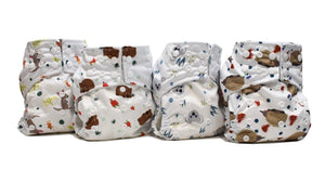 Nappies Australiana Collection