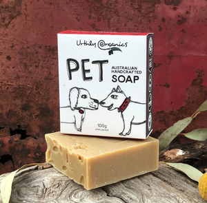 Pet Soap 100g - Here and There Makers
