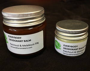 Everybody Deodorant Balm - Here and There Makers