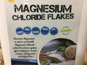 Magnesium Chloride Flakes