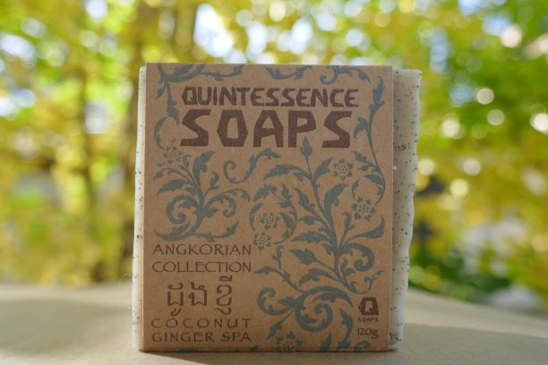 Angkorian Collection Soap Bar