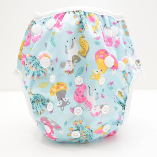 Swim Nappy Cloth - Here and There Makers