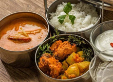 Tiffin Food Containers for Takeaway - Here and There Makers