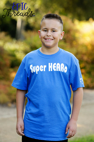 Super HEARo T-Shirt **Plus Sizes**