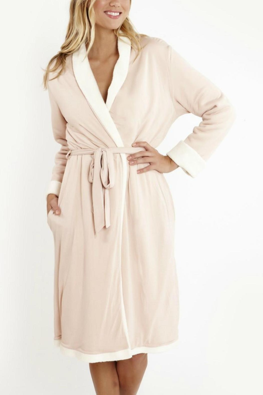 Alpine Chic Aspen Robe