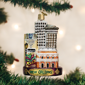 New Orleans Ornament