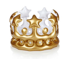 Queen for Day- inflatable crown