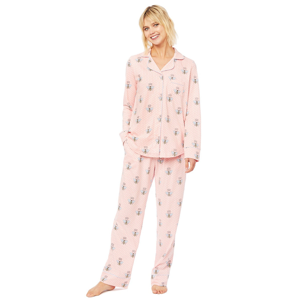 Queen Bee Long Sleeve PJ Set