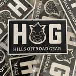 New* HOG PVC Patch