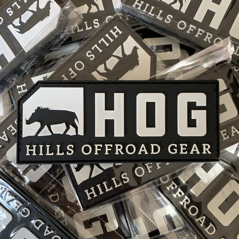 HOG PVC Patch OG