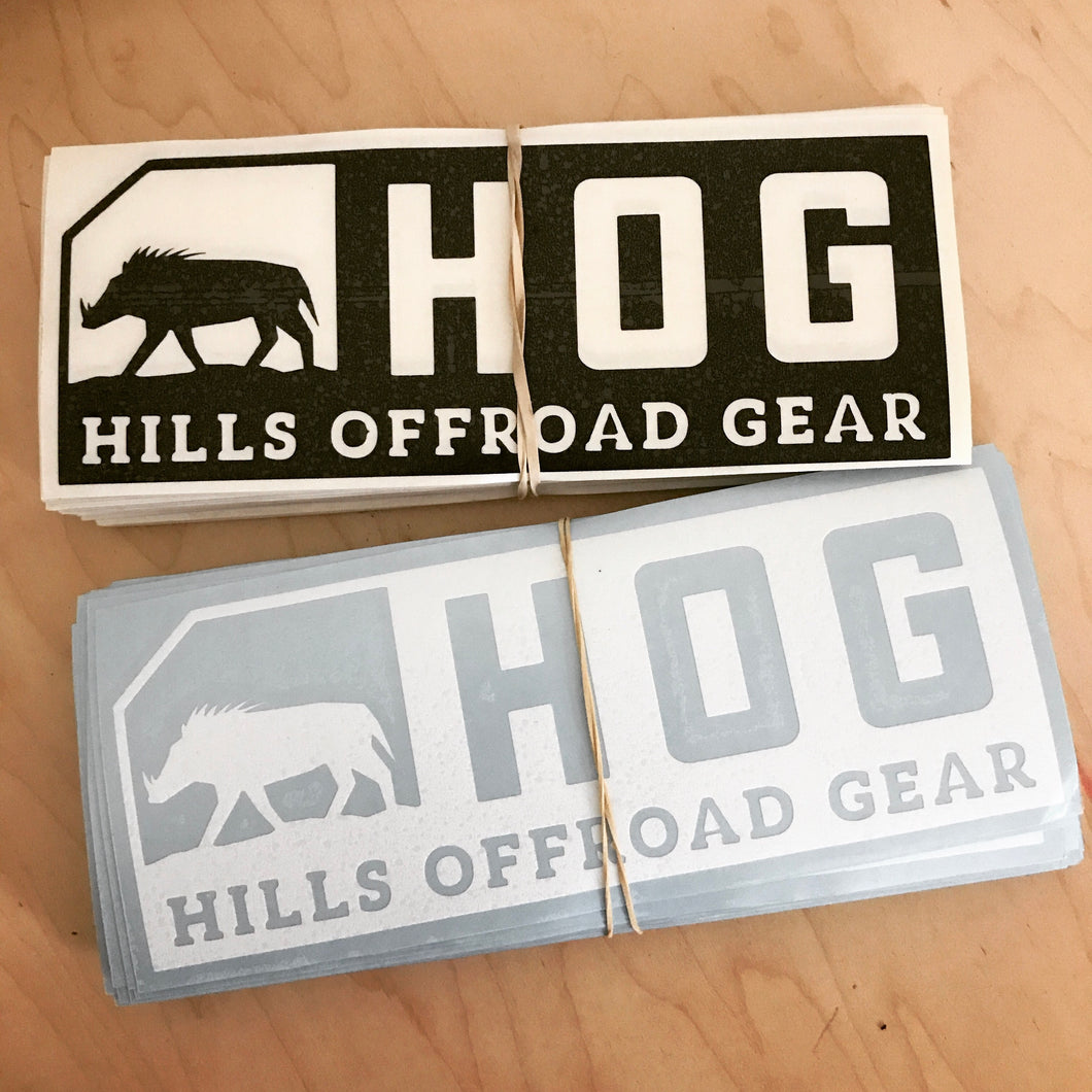 HOG Decal