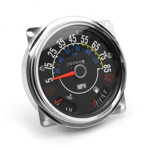 Omix-Ada 17206.05  Gauge Engine Oil Press/ Engine Oil Temp/ Fuel Level/ Speedometer/ Tachometer/ Voltmeter/ Water Temp