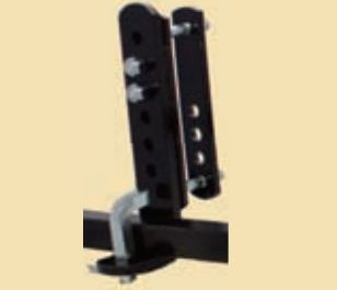 Fastway Trailer Products 95-01-5540  Weight Distribution Hitch Sway Control Hardware