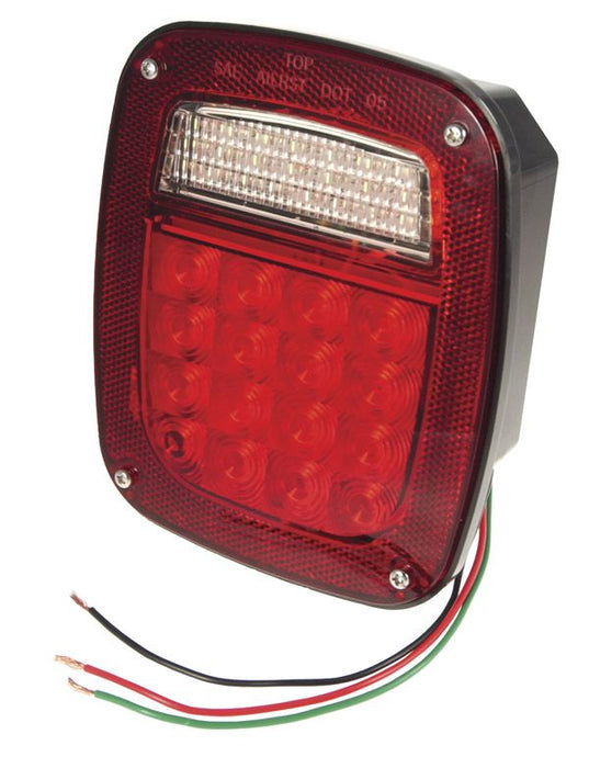 Grote G5082-5 Hi Count (R) Tail Light Assembly- LED