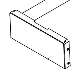 Meyer Products 13129  Snow Plow Hydraulic Assembly Cover