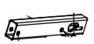 Meyer Products 13142  Snow Plow Mount