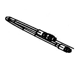 Meyer Products 22427  Snow Plow Mount Hardware