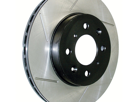 Stop Tech/ Power Slot 126.42100SR SportStop (R) Slotted Brake Rotor