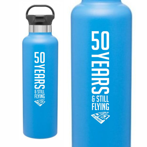 50th Anniversary of Ultimate: '50 Years' 25 oz. Thermal Bottle (3 colors)
