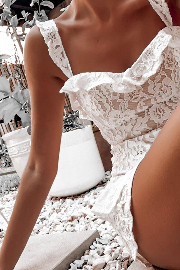 Daisy Chain Playsuit-MISHKAH women's online fashion boutique birthday dresses spring dresses white dress white dress jumpsuits long dresses online boutiques spring dresses boutique clothing little white dress online clothing boutiques clothing stores online boutiques online teen dresses all white dresses birthday dresses dress shops dress websites cute tops rompers and jumpsuits vegas dresses cute maxi dresses white summer dress white maxi dresses white club dresses women clothing websites dress