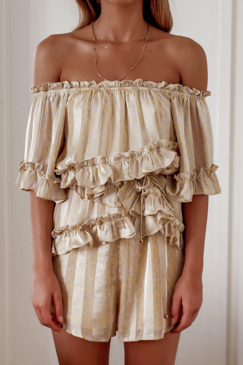 Daisy Hill Playsuit-MISHKAH women's online fashion boutique birthday dresses spring dresses white dress white dress jumpsuits long dresses online boutiques spring dresses boutique clothing little white dress online clothing boutiques clothing stores online boutiques online teen dresses all white dresses birthday dresses dress shops dress websites cute tops rompers and jumpsuits vegas dresses cute maxi dresses white summer dress white maxi dresses white club dresses women clothing websites dress