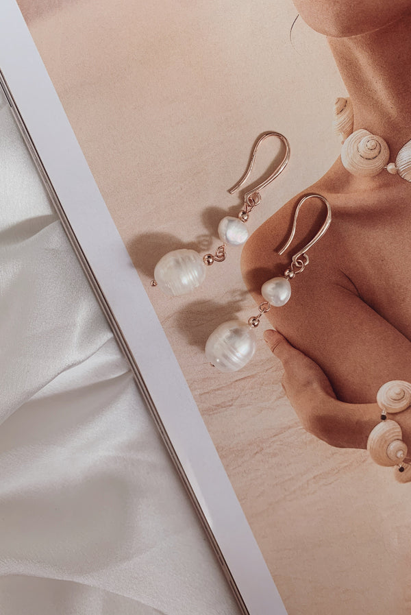 Doing Better Earrings-EARRINGS-MISHKAH Is Australia's Best Online Fashion Boutique In Australia And Sells Festival Fashions & Womens Dresses | Shop With AfterPay For The Latest Fashion Trends, Same Day & Express Post