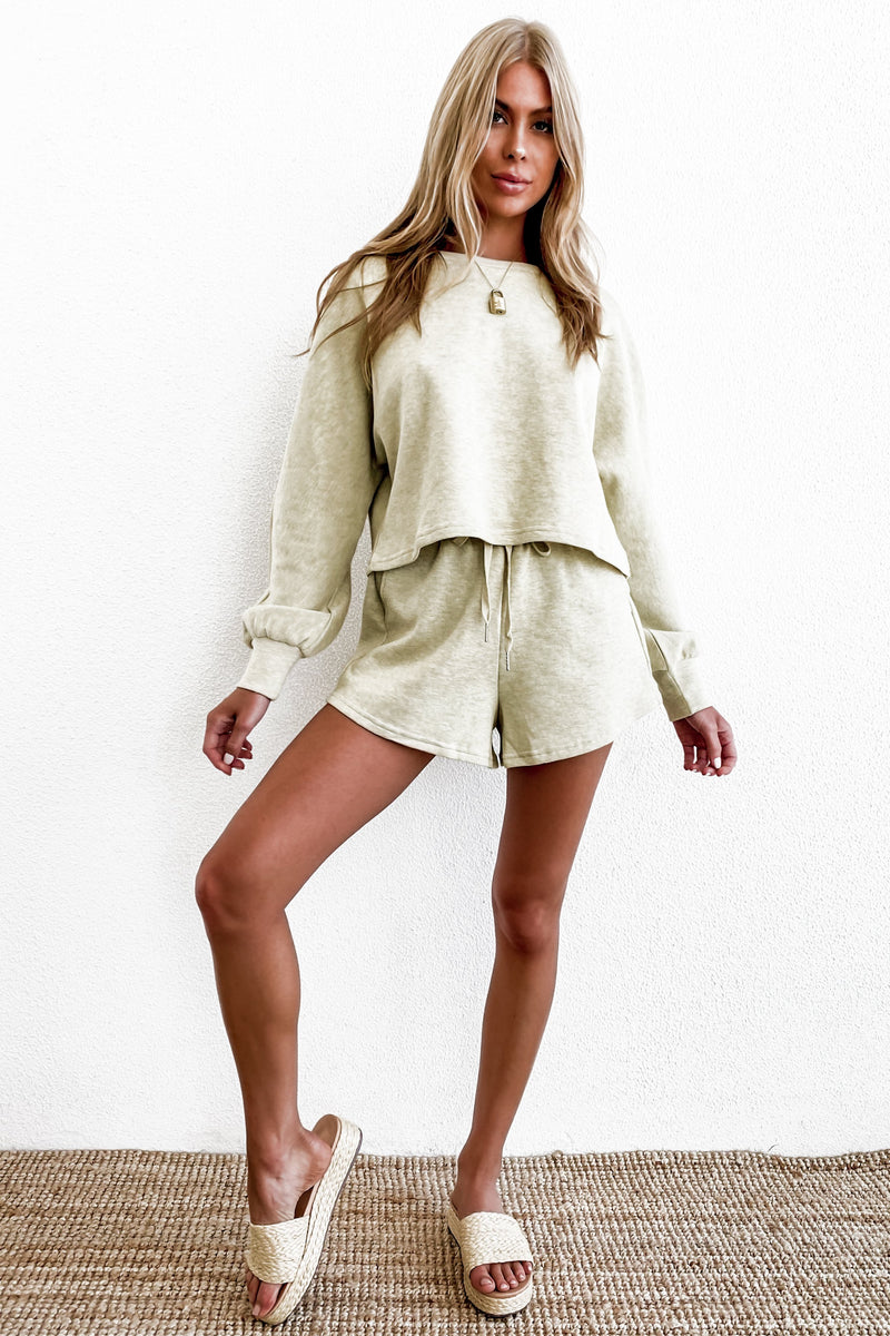 Dream Boat Shorts-SHORTS-MISHKAH Is Australia's Best Online Fashion Boutique In Australia And Sells Festival Fashions & Womens Dresses | Shop With AfterPay For The Latest Fashion Trends, Same Day & Express Post