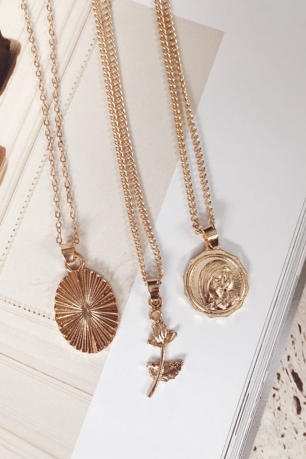 KAELEN necklace-NECKLACES-MISHKAH Is Australia's Best Online Fashion Boutique In Australia And Sells Festival Fashions & Womens Dresses | Shop With AfterPay For The Latest Fashion Trends, Same Day & Express Post