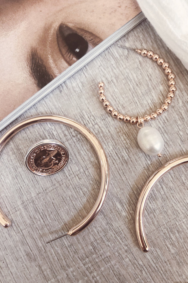 My Muse Earrings-EARRINGS-MISHKAH Is Australia's Best Online Fashion Boutique In Australia And Sells Festival Fashions & Womens Dresses | Shop With AfterPay For The Latest Fashion Trends, Same Day & Express Post