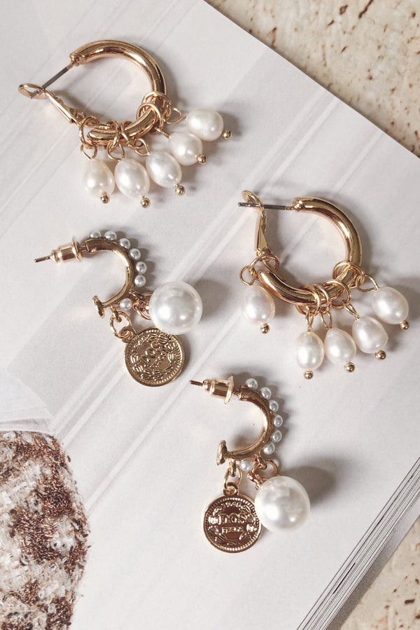 OCTOBER earrings-EARRINGS-MISHKAH Is Australia's Best Online Fashion Boutique In Australia And Sells Festival Fashions & Womens Dresses | Shop With AfterPay For The Latest Fashion Trends, Same Day & Express Post