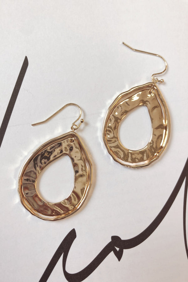 Rule Breaker Earrings-EARRINGS-MISHKAH Is Australia's Best Online Fashion Boutique In Australia And Sells Festival Fashions & Womens Dresses | Shop With AfterPay For The Latest Fashion Trends, Same Day & Express Post