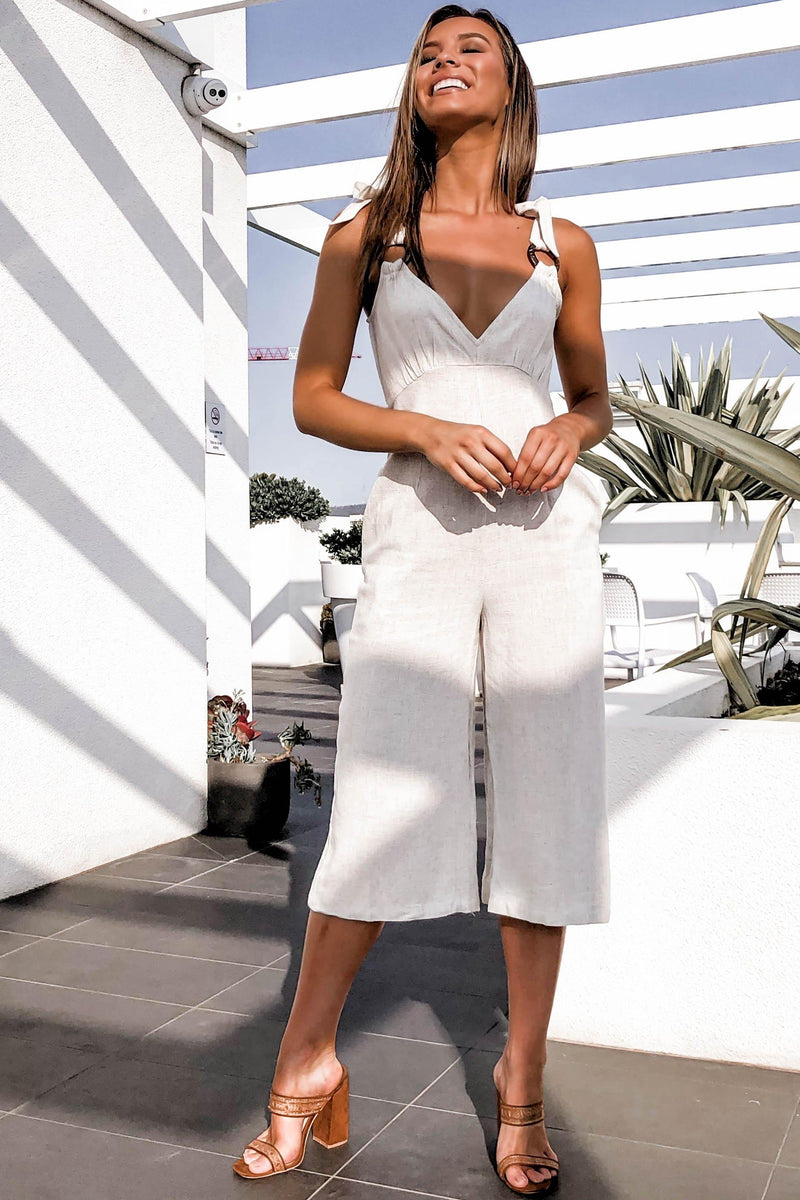 Smile Jumpsuit-MISHKAH women's online fashion boutique birthday dresses spring dresses white dress white dress jumpsuits long dresses online boutiques spring dresses boutique clothing little white dress online clothing boutiques clothing stores online boutiques online teen dresses all white dresses birthday dresses dress shops dress websites cute tops rompers and jumpsuits vegas dresses cute maxi dresses white summer dress white maxi dresses white club dresses women clothing websites dress bouti