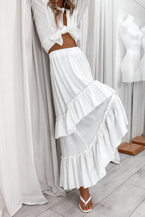Stellie Skirt-MISHKAH women's online fashion boutique birthday dresses spring dresses white dress white dress jumpsuits long dresses online boutiques spring dresses boutique clothing little white dress online clothing boutiques clothing stores online boutiques online teen dresses all white dresses birthday dresses dress shops dress websites cute tops rompers and jumpsuits vegas dresses cute maxi dresses white summer dress white maxi dresses white club dresses women clothing websites dress boutiq