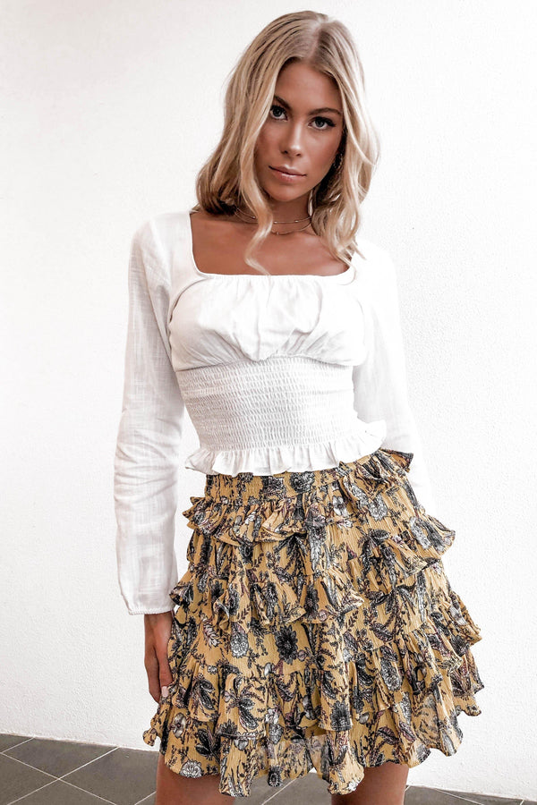 Time To Go Skirt-MISHKAH women's online fashion boutique birthday dresses spring dresses white dress white dress jumpsuits long dresses online boutiques spring dresses boutique clothing little white dress online clothing boutiques clothing stores online boutiques online teen dresses all white dresses birthday dresses dress shops dress websites cute tops rompers and jumpsuits vegas dresses cute maxi dresses white summer dress white maxi dresses white club dresses women clothing websites dress bou