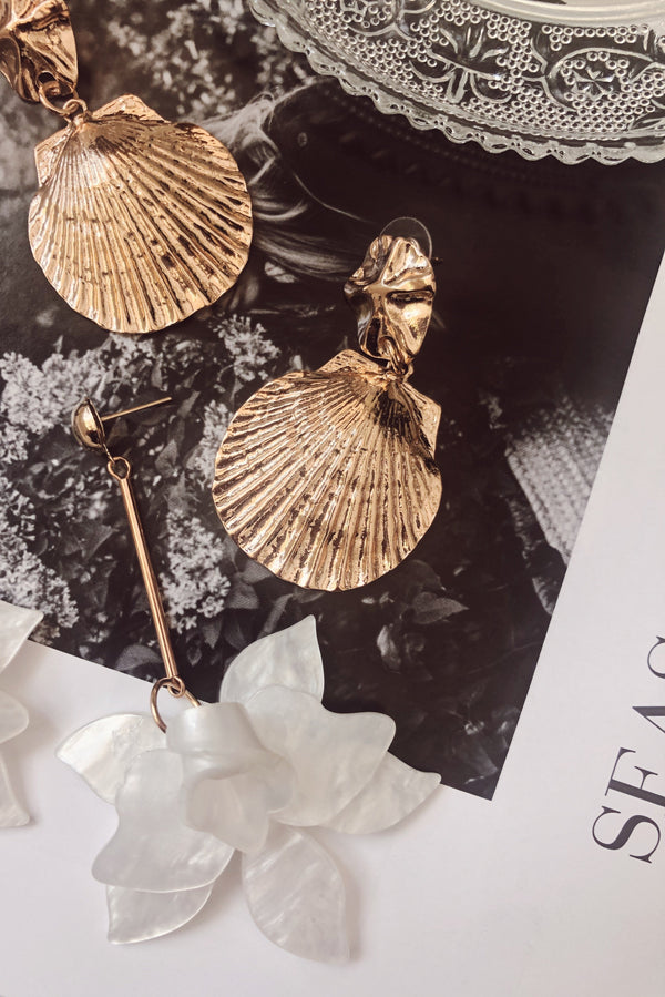 WAY TOO MUCH earrings-EARRINGS-MISHKAH Is Australia's Best Online Fashion Boutique In Australia And Sells Festival Fashions & Womens Dresses | Shop With AfterPay For The Latest Fashion Trends, Same Day & Express Post