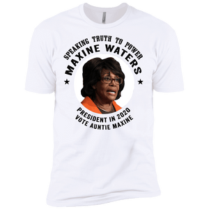 Maxine Waters in 2020, Speaking Truth to Power