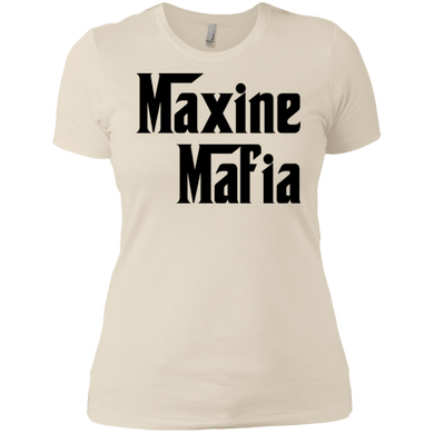 Maxine's Mafia Ladies T-shirt