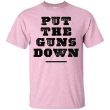Put the Guns Down